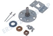 Ariston-Blue Air 95655, C00095655 Trockner Achse Wellenstück Trommel (Kit) G74V, G84V, G1560VEX