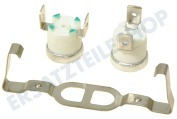 Ignis 481225928681 Trockner Thermostat-fix Bei Heizelement TRK 4850-4970-5821-5850