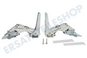 481147, 00481147 Scharnier Metall, 2er-Set