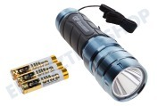 GP 260LOE203C3  Taschenlampe GP Discovery LED Cree Inkl. 3x AAA Batterie