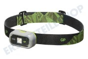 GP 260GPACTCH33000  CH33 GP Discovery Stirnlampe 100 Lumen, 1x AA Batterie