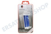 ScreenArmor SA10061  Screen Protector Sicherheitsglas Edge 2 Edge Apple iPhone 6 Plus Weiß