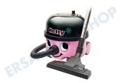 Numatic HET180 Staubsauger Staubsauger Basic Eco Line, inklusive Kit AS1 Hetty Rosa, IT-180