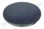 Google GOOGLEHOMEMINI  Google Home Mini Grau