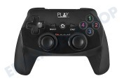 Ewent  PL3331 Kabelloses USB-Gamepad PC, Laptop, PS3