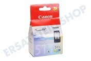 Canon 1426743 Canon-Drucker Druckerpatrone CL 513 Color/Farbe MP240, MP260, MP480