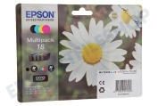 Epson C13T18064010 Epson-Drucker Druckerpatrone T1806 Multipack Expression Home XP30