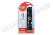 One For All URC7145  URC 7145 One For All 4 Evolve Universale Fernbedienung für Smart TV