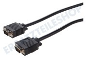 VGA Kabel Male - Male, 5.0 Meter, Full HD, 15 Polig