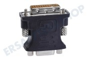 Stecker-Adapter VGA Contra Female - DVI-I Male