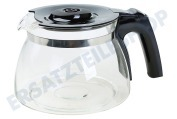 Melitta 6758146  Kaffeekanne Schwarz, inkl. Deckel Enjoy Top, Enjoy II Top, Aromafresh