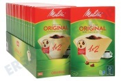 Melitta  6626822 Melitta Kaffeefilter 1x2 Optima Timer, Single 5, Linea Unica