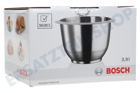 Bosch MUZ5ER25 Edelstahl-Schüssel für MUM 5 572475