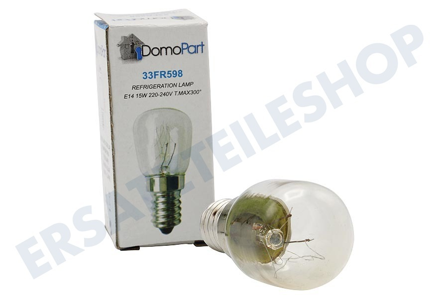 Kühlschrank Lampe 15w : Universeel lampe 33fr598 kühlschrank