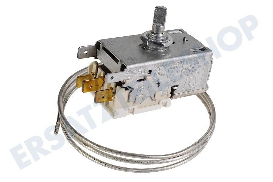 Amica Kühlschrank Thermostat : Zanussi thermostat kühlschrank