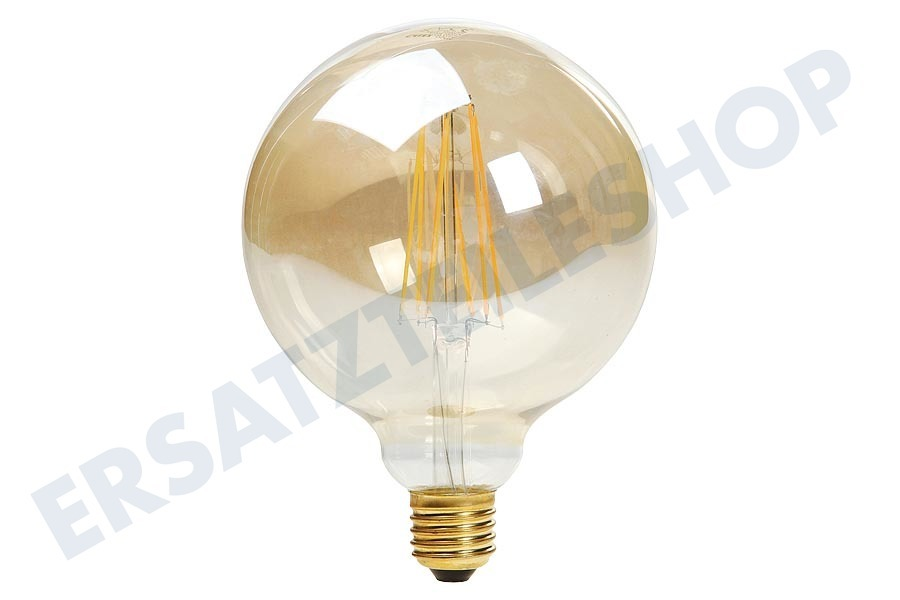 Calex Lampen Action : Calex calex led vollglas filament globe lampe e