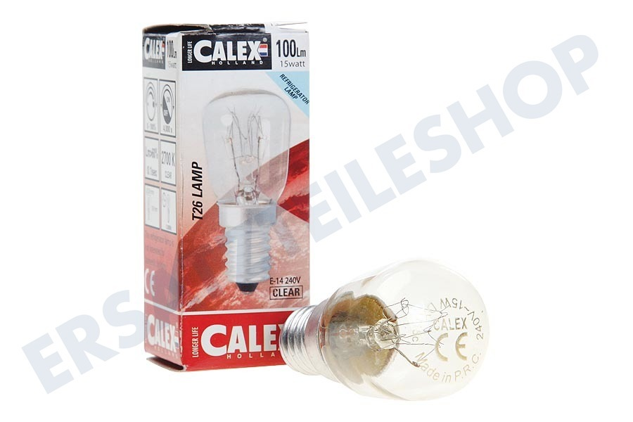 Kühlschrank Birne 15w : Calex calex birne v w e klar t m