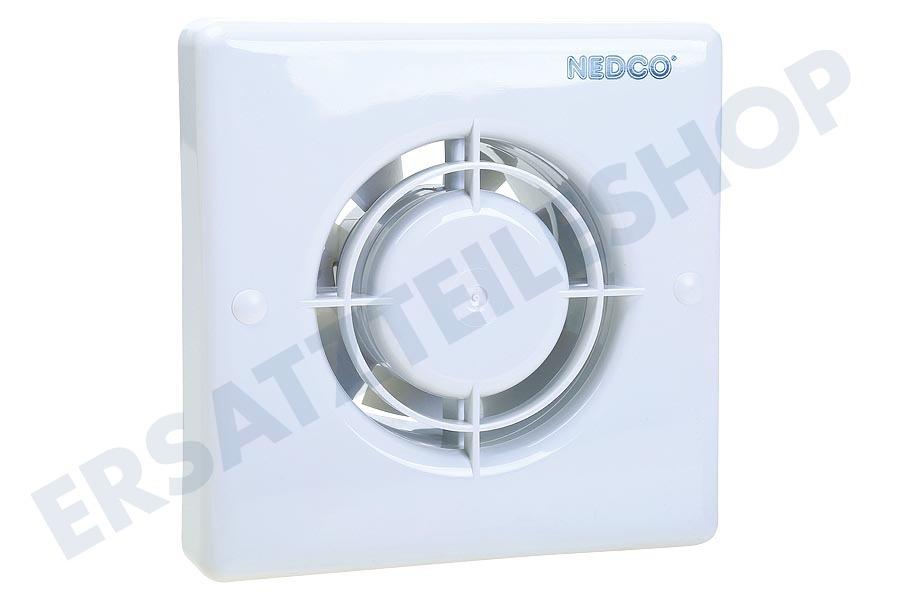 Nedco CR100 WC und Badezimmer Ventilator 61801000