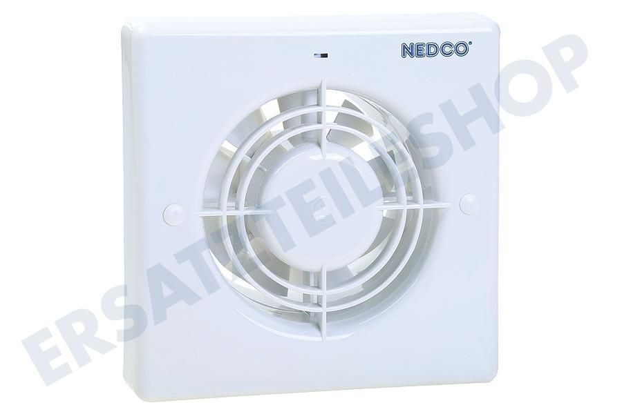 Nedco CR120T WC und Badezimmer-Ventilator mit Timer