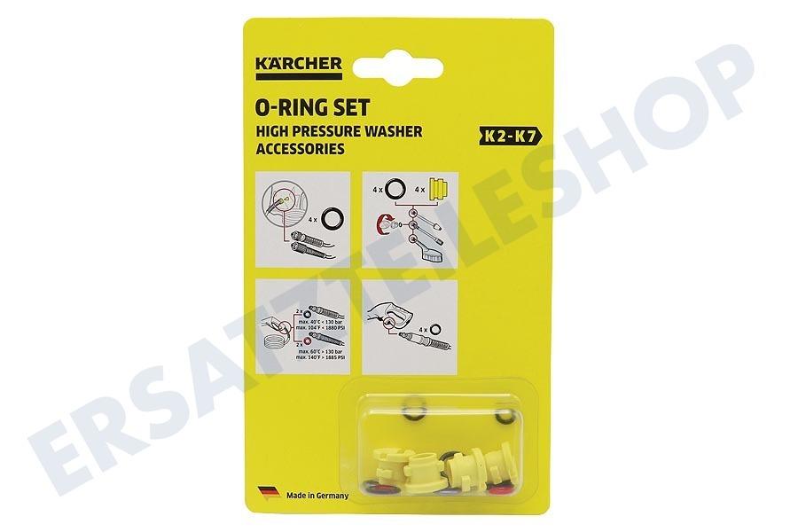 KÄRCHER Dichtungsset O-Ring-Set Hochdruckreiniger O-Ringe 2.640-729.0