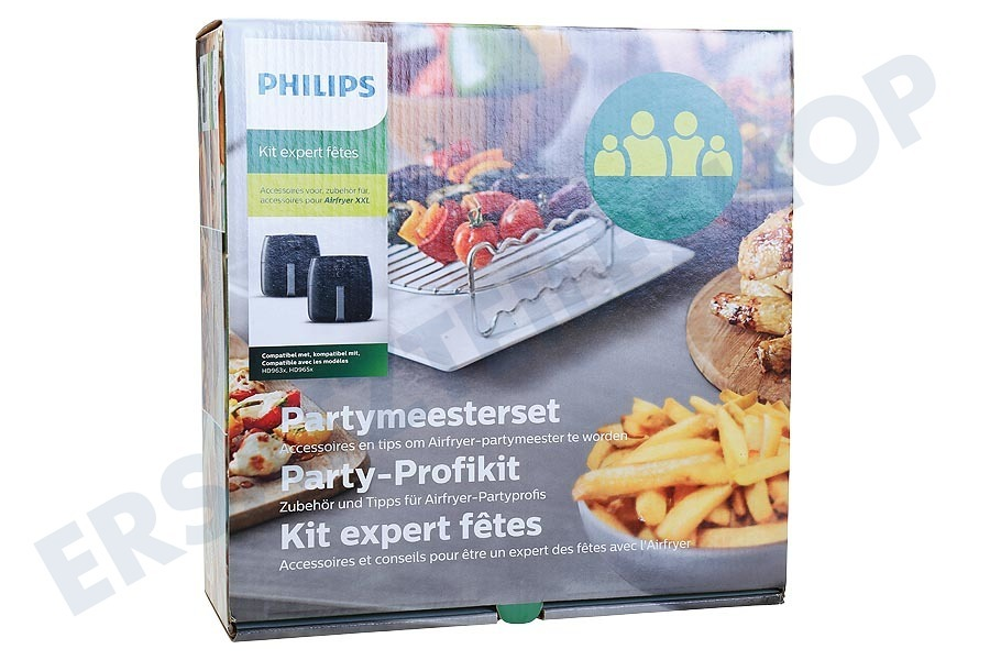 Philips  HD9950/00 Airfryer XXL Party Kit